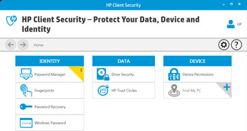 HPClientSecurity